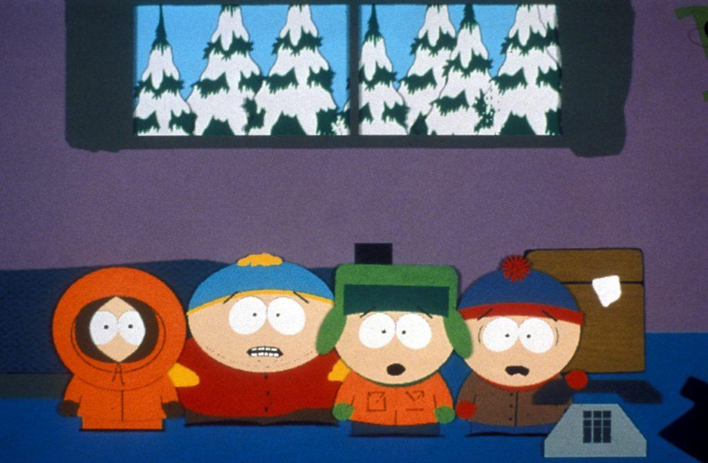 Serien South Park gør grin med Danmark. (Foto: All Over)