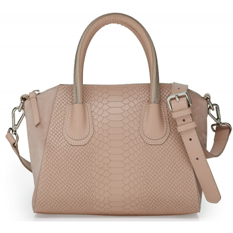viper-powder-tote-bag-with-suede-and-silver-hardware