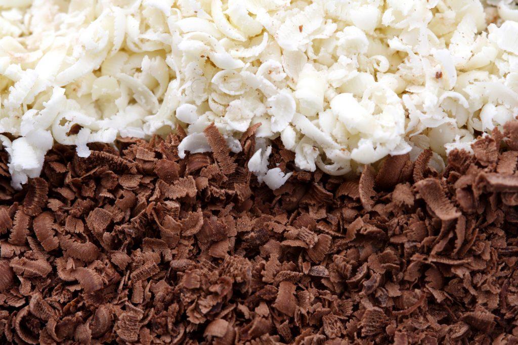 Varm kakao-Hvid chokolade med pumpkin spice