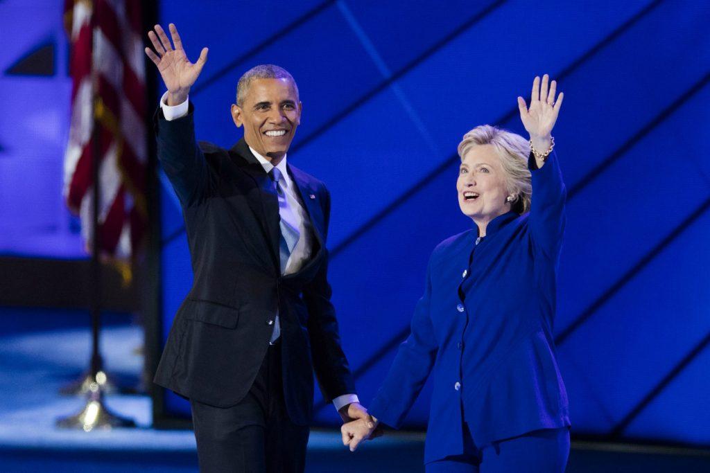 Clinton tabte kampen mod Obama i 2008, men blev siden ansat som udenrigsminister i Obamas regering. (Foto: Polfoto)