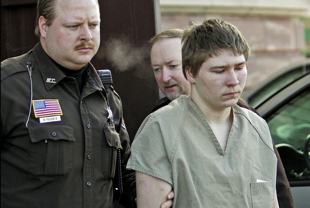 """""""Making a Murderer"""" hovedpersonen Brendan Dassey løslades under sin ankesag. (Foto: Polfoto)"""