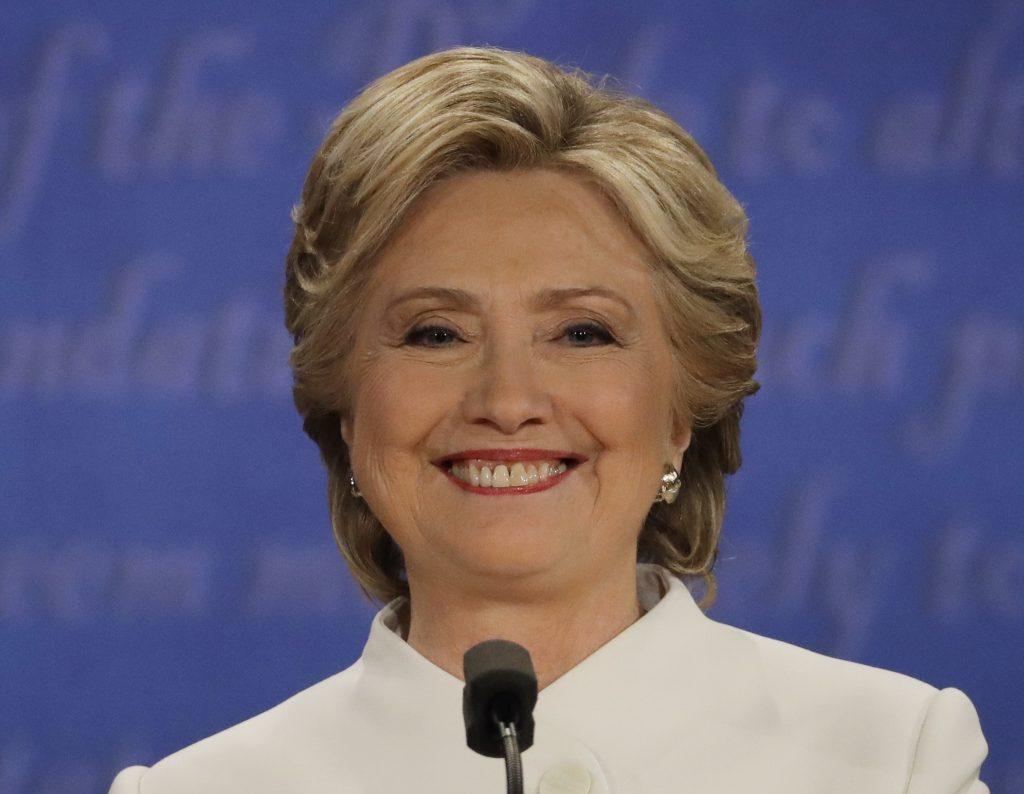 Vil samerikanerne lade hende komme til magten en gang til? (Foto: Polfoto)