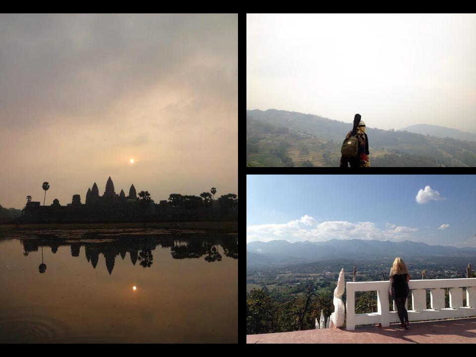 Billeder fra backpackerens rejse (Foto:privat)