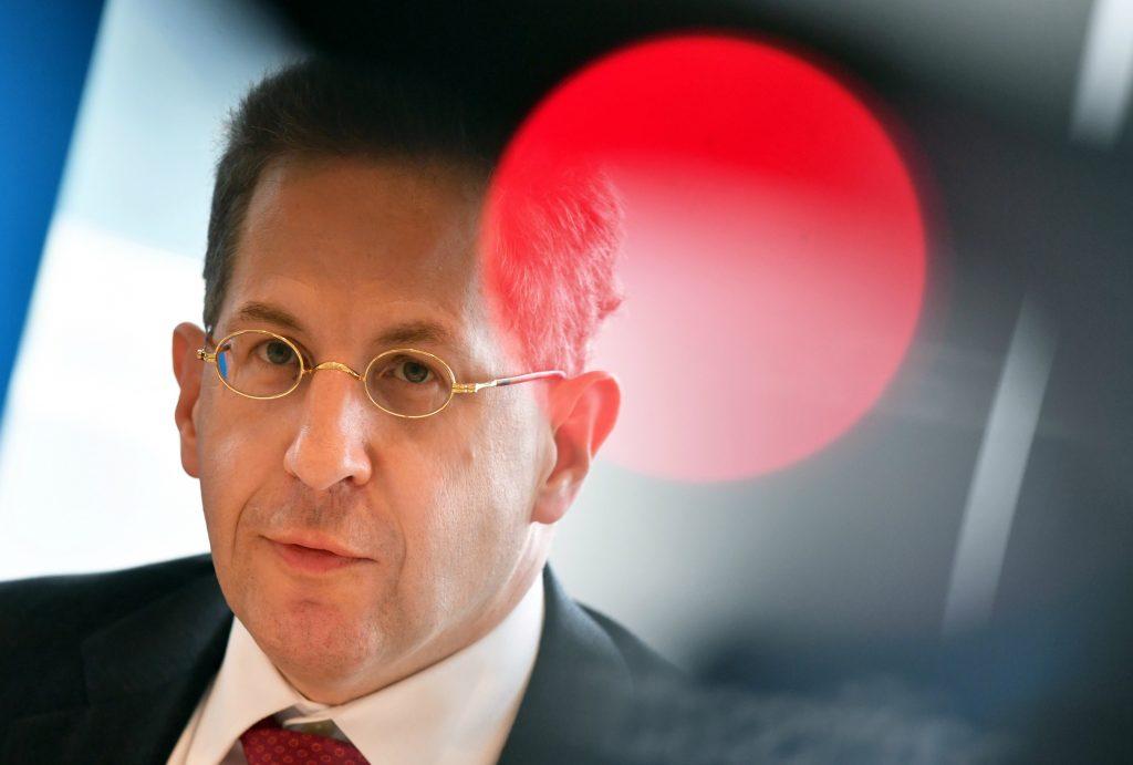 Chefen for den tyske efterretningstjeneste Bundesamt für Verfassungsschutz (BfV) Hans Georg Maassen. (Foto: Polfoto)