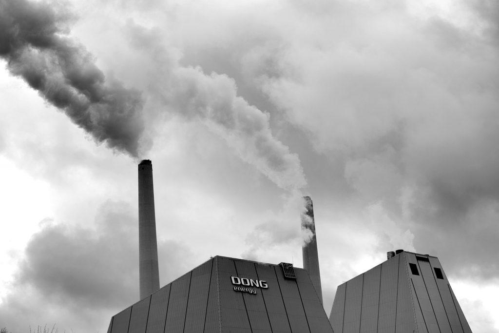 Mængden af CO2-udledning er den samme for tredje år i træk. (Foto: Polfoto)