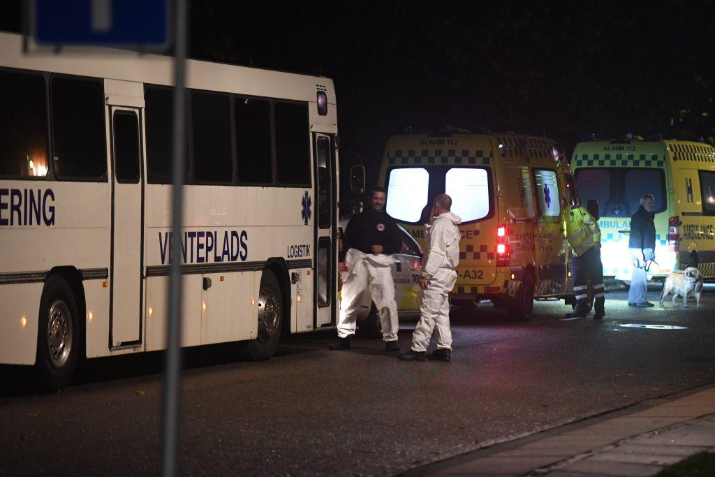 Politiet leder efter vidner i sag om knivdræbt gravid kvinde. (Foto: Polfoto)