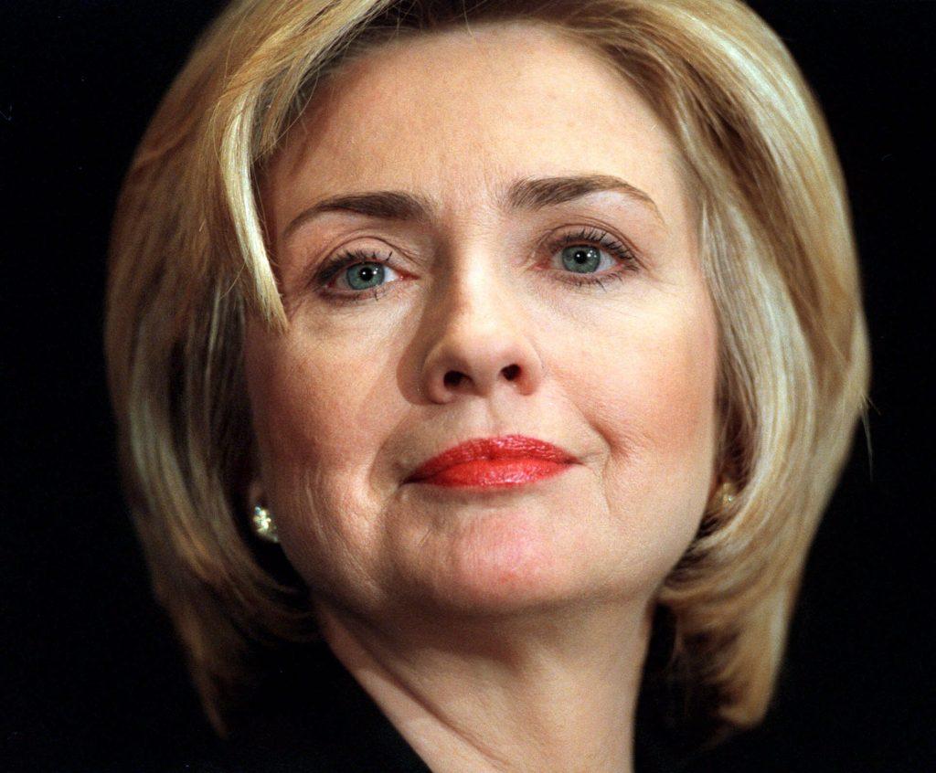 Hillary Rodham Clinton. Måske USA's næste præsident? (Foto: Polfoto)