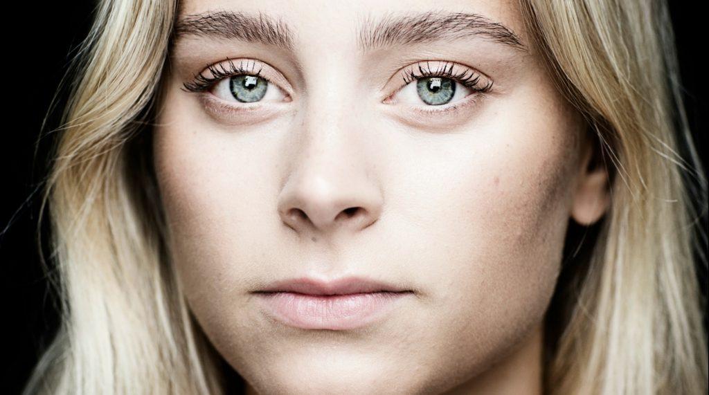 Ida Marie Nielsen er en af tre danske skuespillere i fjerde sæson af Vikings. Foto: Helle Moos)