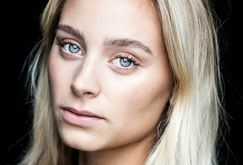 Ida Marie Nielsen er med i de nyeste afsnit af Vikings. (Foto: Helle Moos)