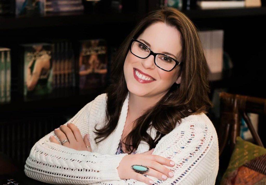 Audrey Carlan har skrevet flere erotiske romaner. (Foto: Melissa McKinley)