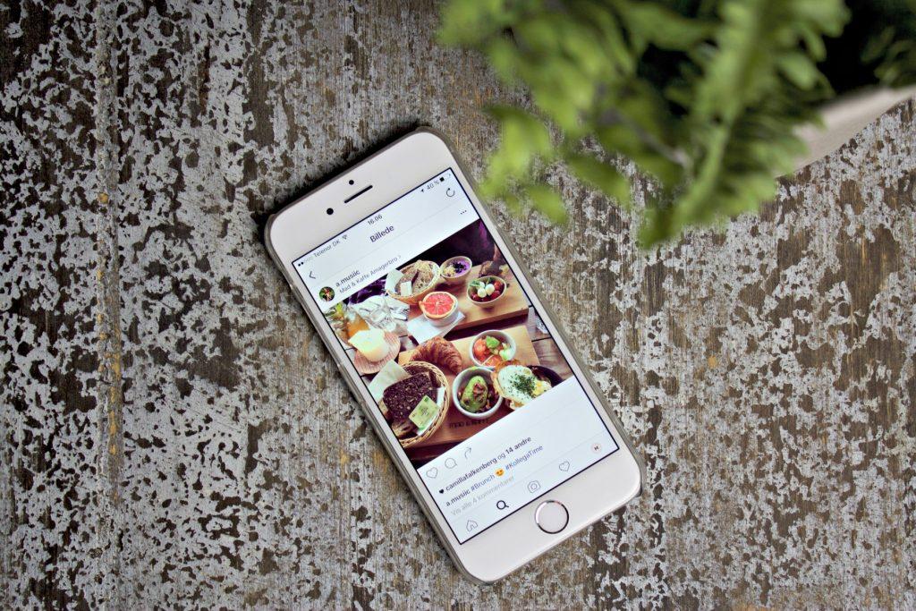 Lad være med at gå på Instagram om søndagen, hvis du er sulten ... (Foto: MY DAILY SPACE/Amela Music)