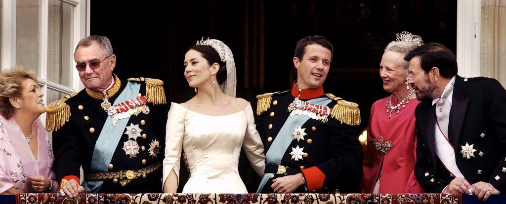 Frederik og Mary kan fejre kobberbryllup og kongehusets store popularitet. (Foto: Polfoto)