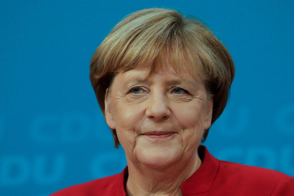 Angela Merkel, stiller op til fjerde valgperiode. (Foto: Polfoto)