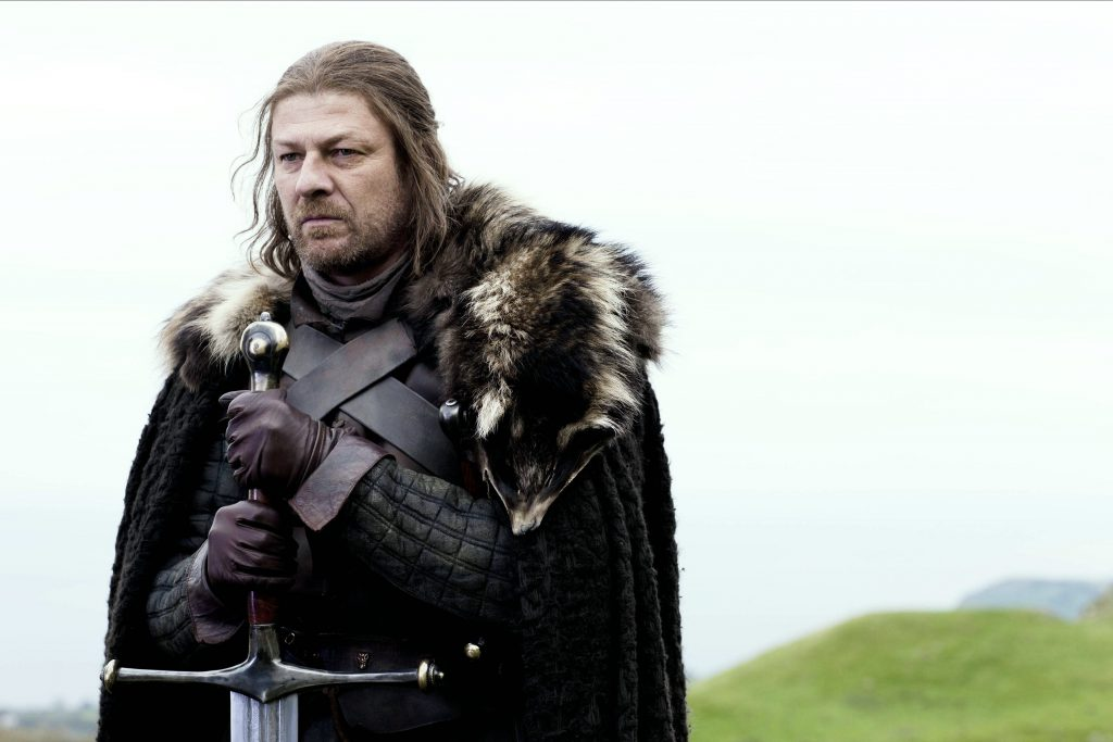 "Som Ned Stark altid sagde ""Brace yourself. Winter is coming"". Mon had led af vinterdepression? (Foto: Polfoto)"