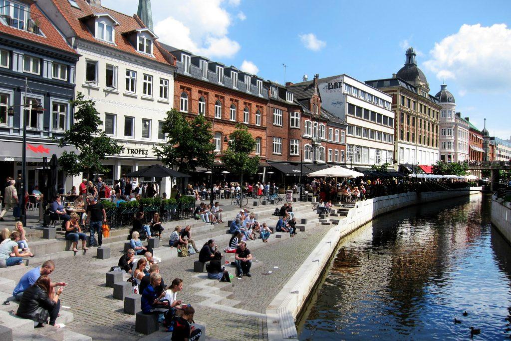 Nu er det bevist: Aarhus ER smilets by