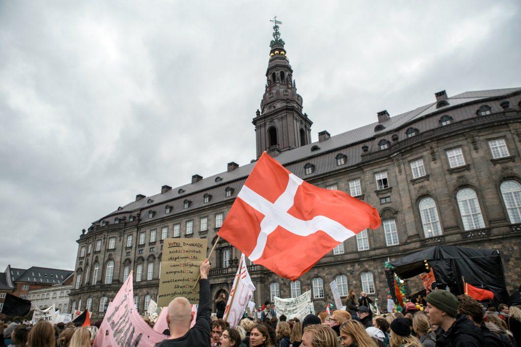 Danske unge interesserer sig mest for politik