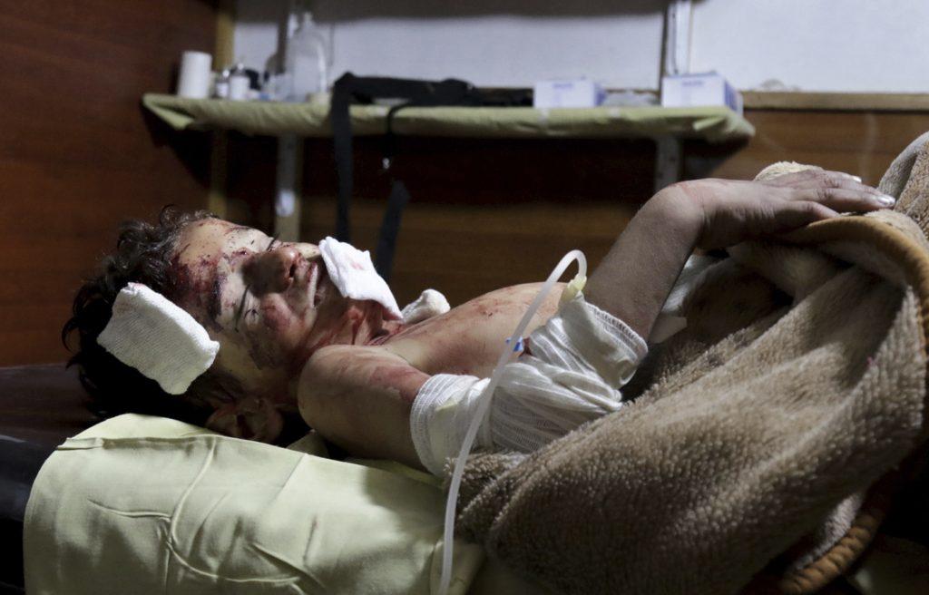 Tre syriske hospitaler ramt af luftangreb inden for 24 timer