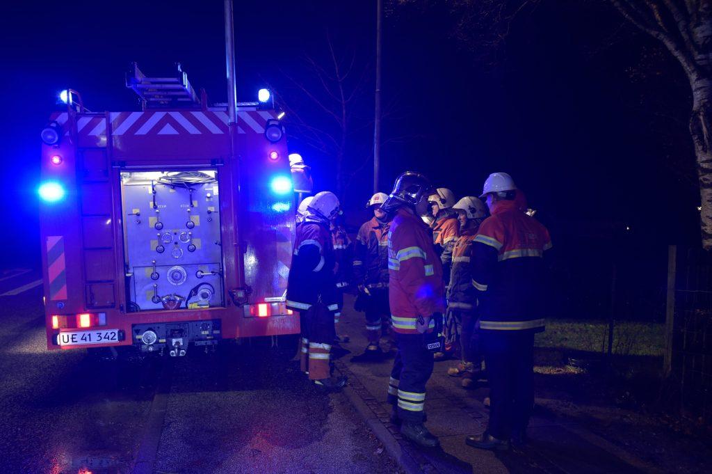 Nordjysk by plaget af påsatte brande