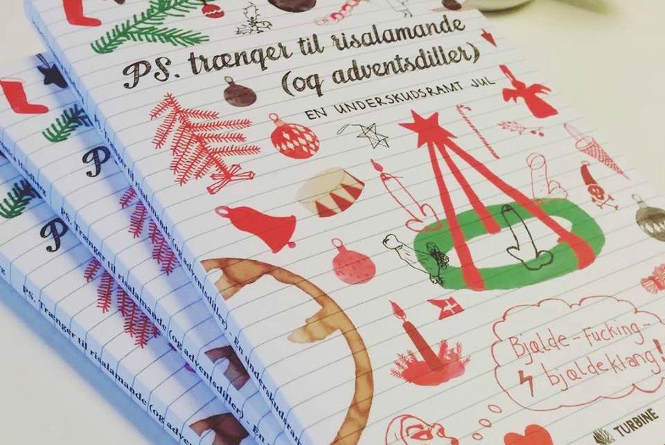 Julebogen for alle med underskud i december. Foto: Jeanett Veronica Hindberg)