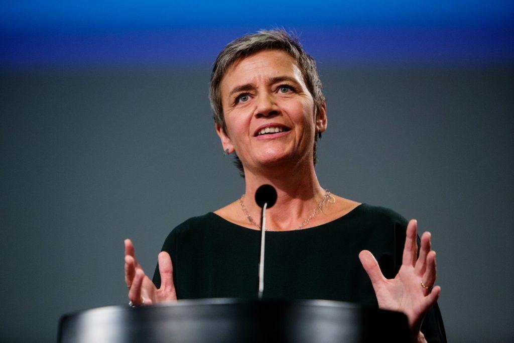 Margrethe Vestager er Årets Dansker 2016.
