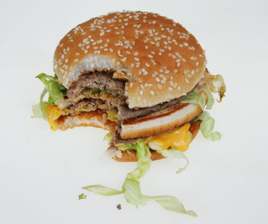 Manden bag Big Mac'en er død