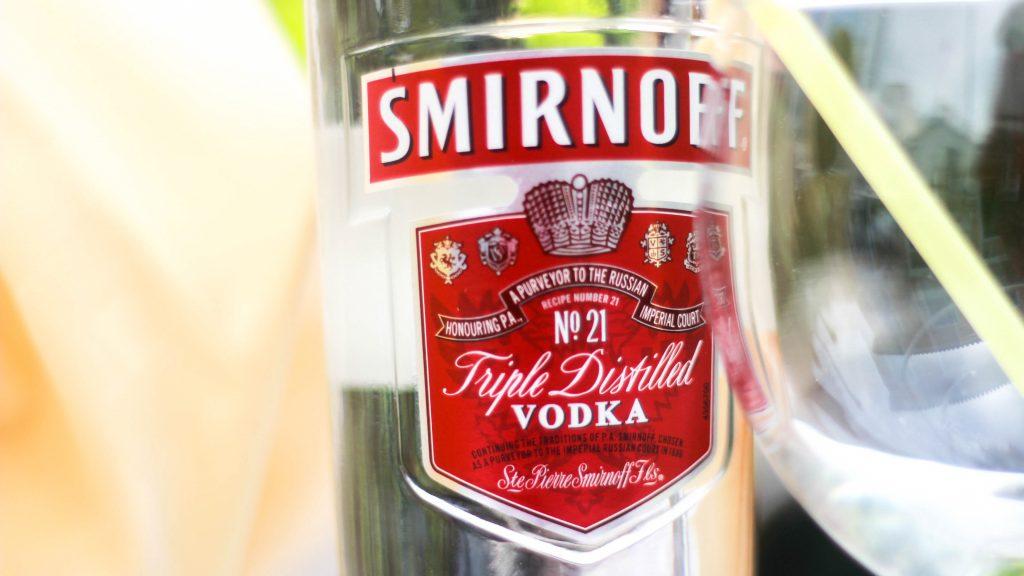 Det er ikke den her vodka, de forgiftede har drukket. (Foto: All Over)