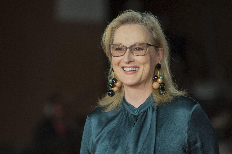 Meryl Streep til Filmfestival i Rom i 2016 (Foto: All Over)