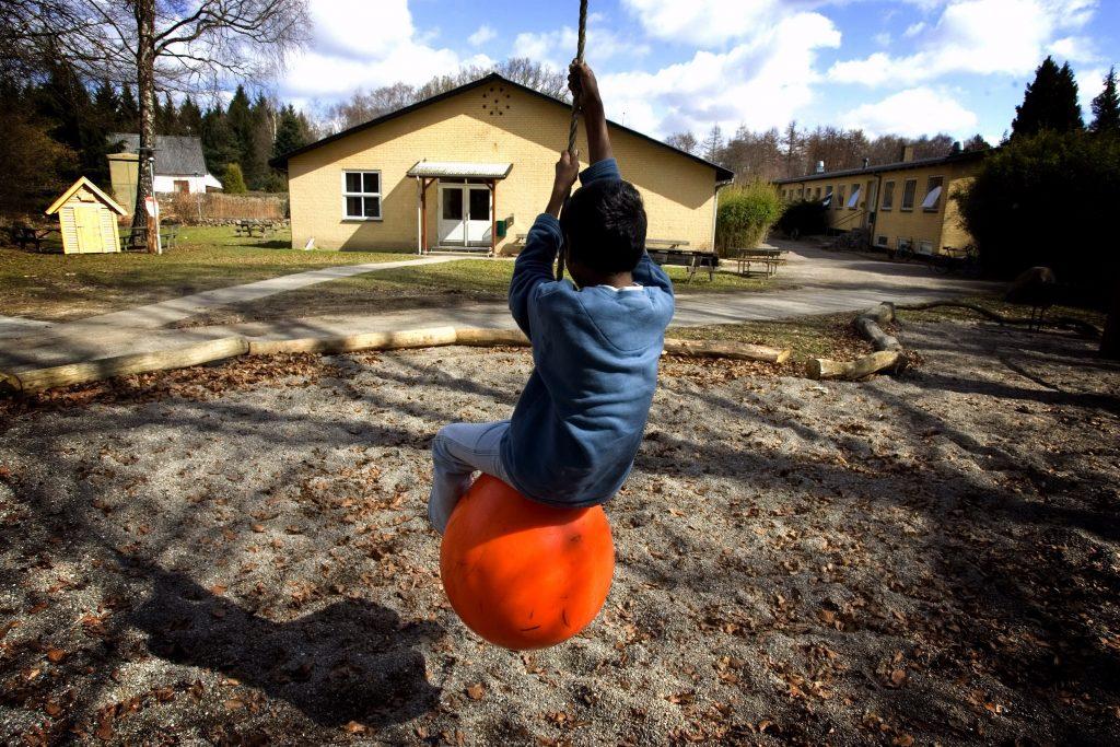 Rekordmange asylbørn er i virkeligheden voksne. (Foto: Polfoto)