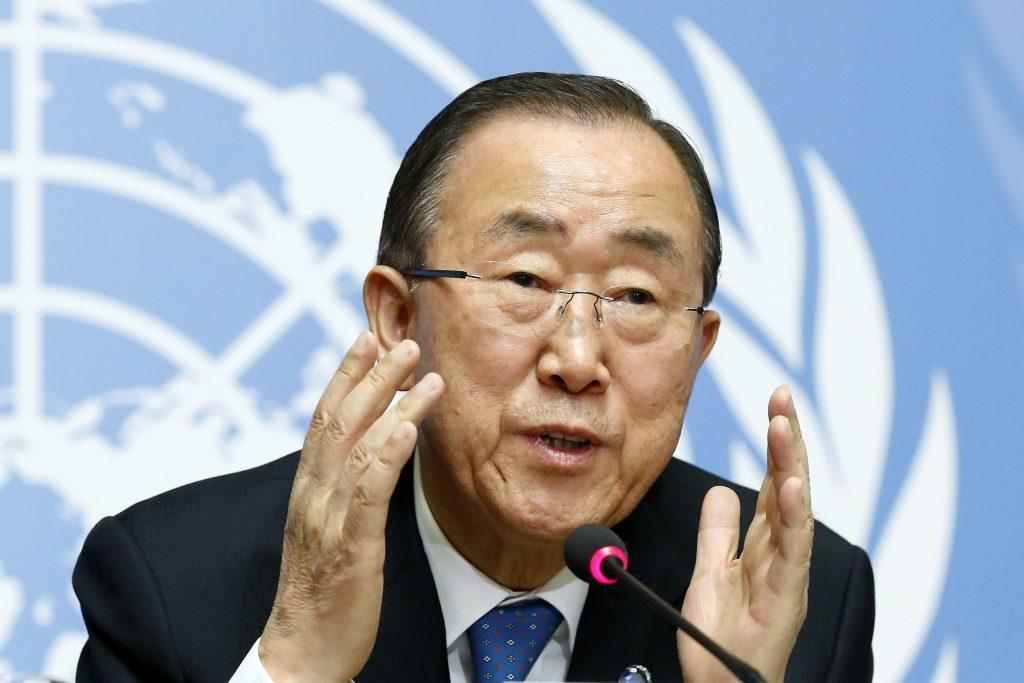 FN tager skylden for koleraepidemi