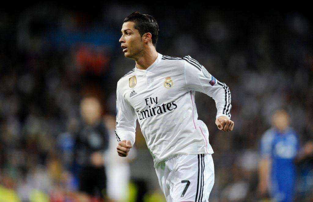 Cristiano Ronaldo er kåret til verdens bedste igen. (Foto: All Over)