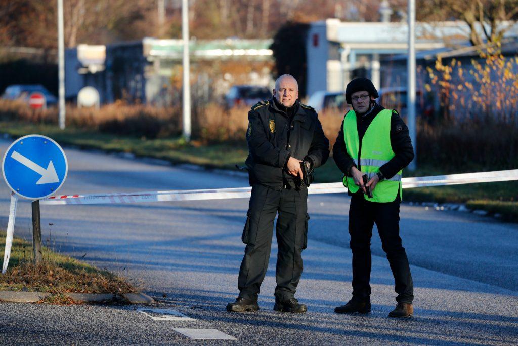 Politibetjents tilstand forværret: I kritisk tilstand efter skud i hovedet. (Foto: Polfoto)