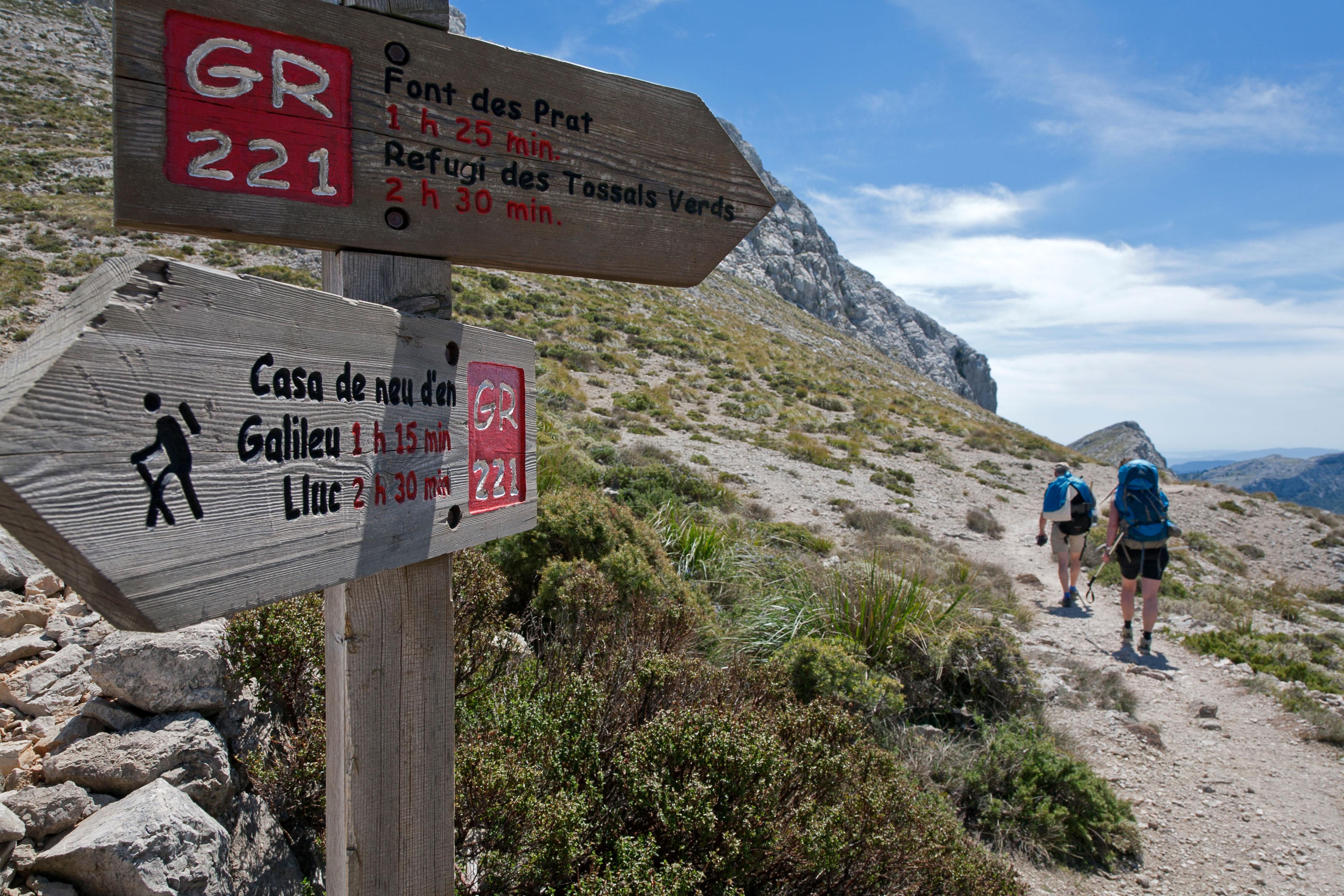 Trekking rute på Mallorca (Foto: All Over)