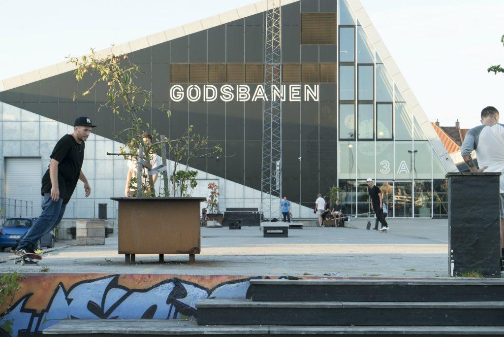 Aarhus europæisk kulturhovedstad 2017 - Godsbanen oplevelser kultur