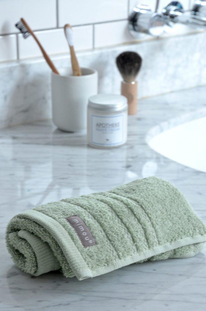 Ellos håndklæder, pasteller