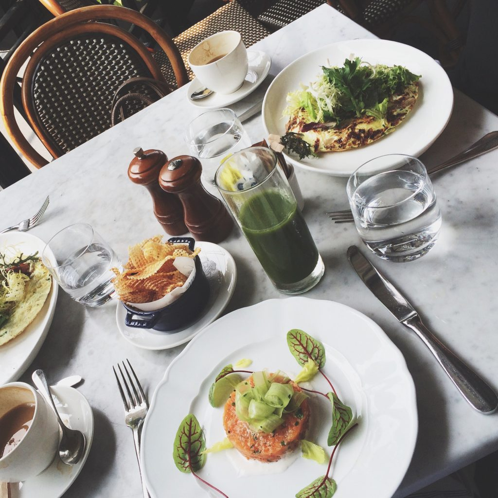 new york, morgenmad, brunch, restauranter, spiseguide
