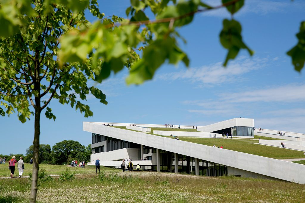 Moesgård Museum - Aarhus europæisk kulturhovedstad 2017