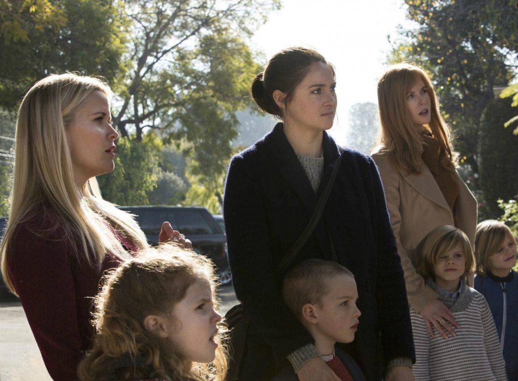 Shailene Woodleys rolle i Big Little Lies er Jane, der er ung mor og ligesom de andre kvinder i serien har et barn, der går i 1. klasse.