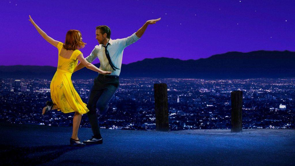 LA LA LAND med Emma Stone og Ryan Gosling er nomineret til Bedste Film ved Oscars 2017. (Foto: All Over)