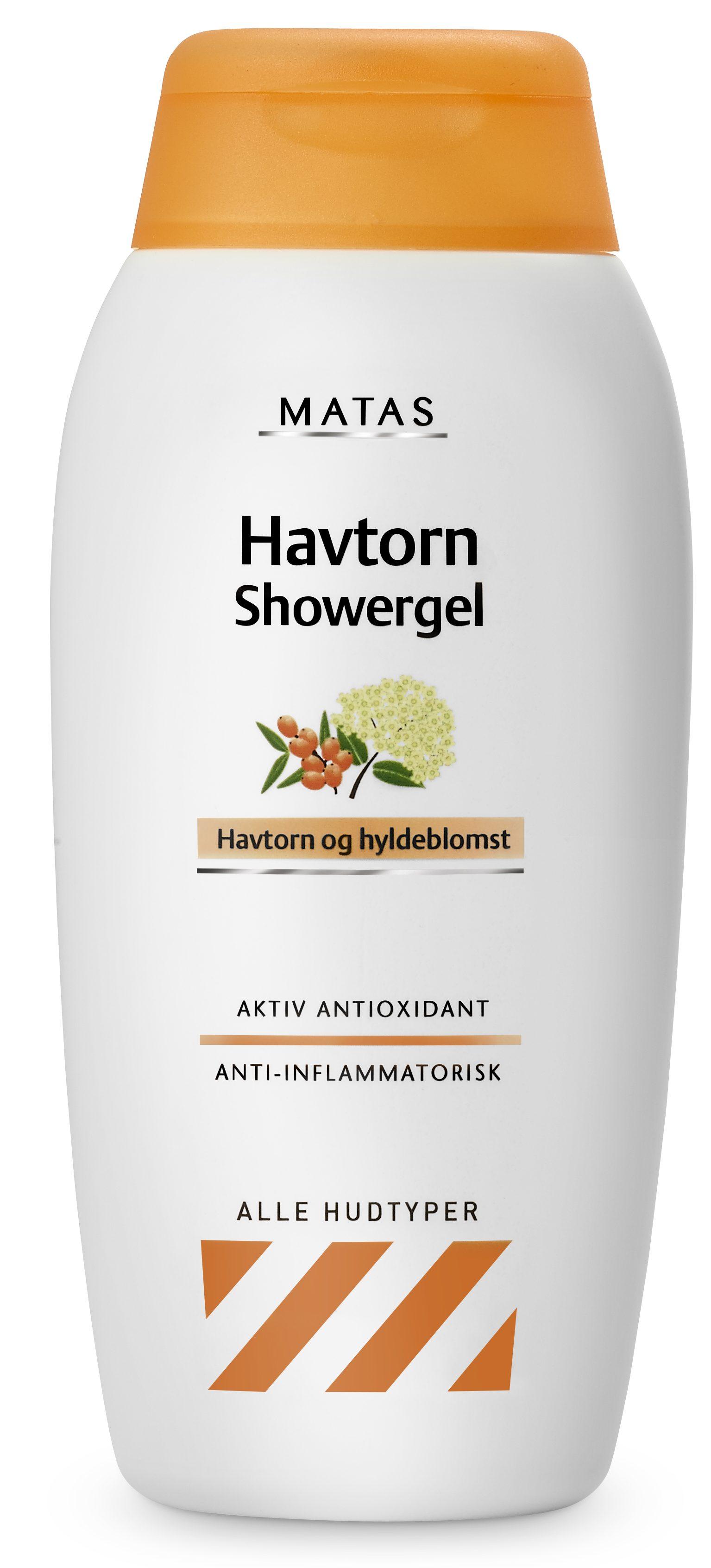 Matas Havtorn Showergel