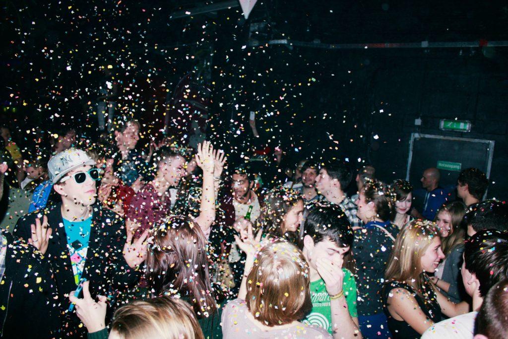 koncert, festival, konfetti, festivalguide, festivaltyper, musiknørden