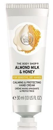 almond-milk-honey Body Shop