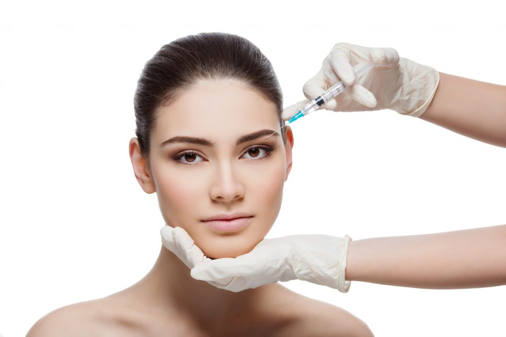 botox, sprøjter, plastikkirurgi