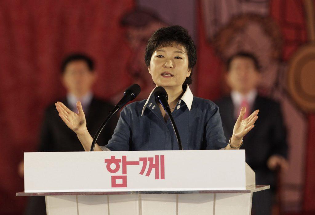 Sydkoreas præsident fyret for korruption