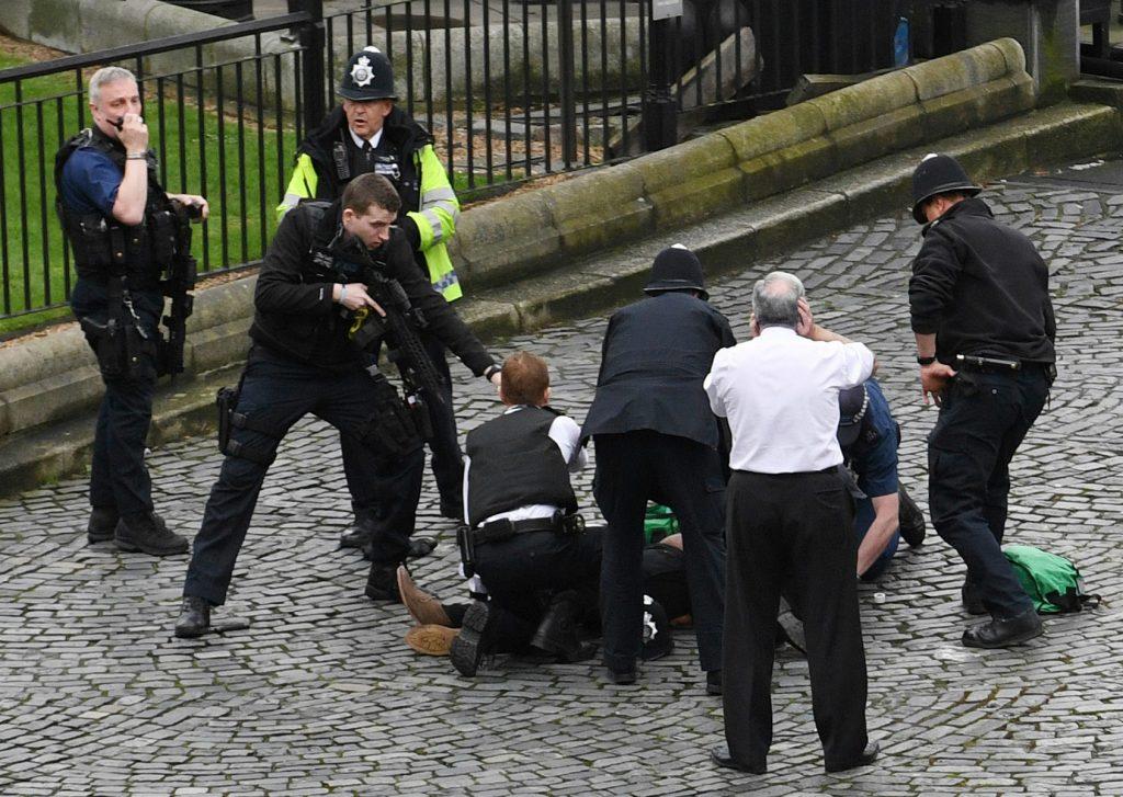 angreb london (Foto: Polfoto)