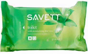 savett-toilet intimservietter
