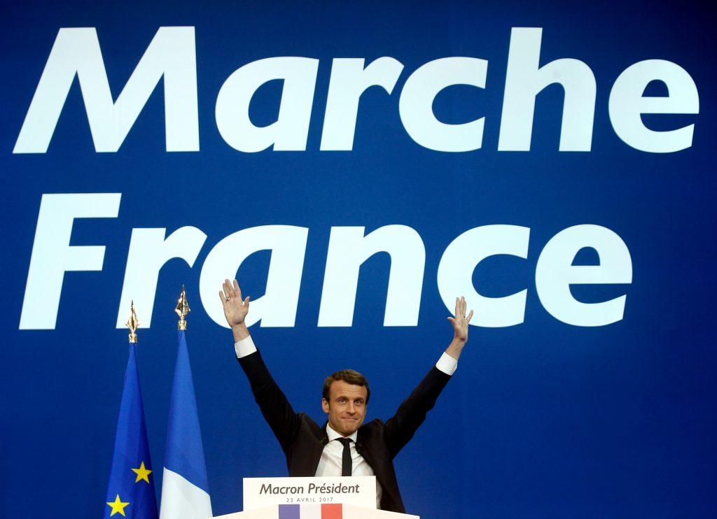 macron, le pen, frankrig, valg, præsidentvalg, eu, indvandring, politik, udland