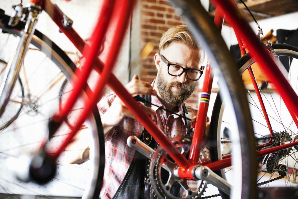 oplevelser kultur cykel reparation