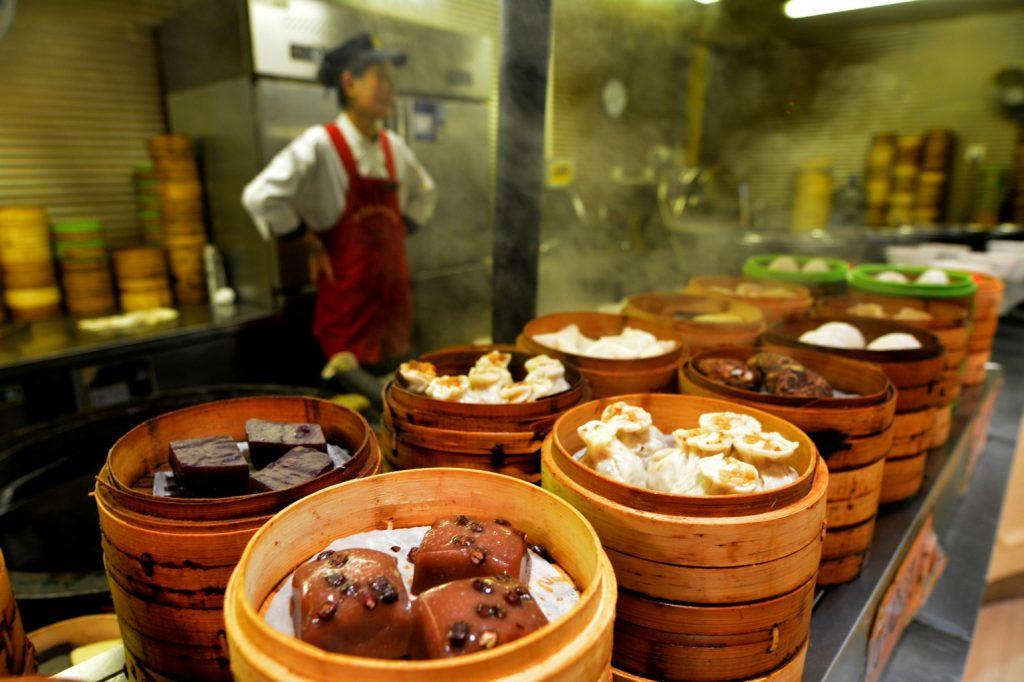 oplevelser kultur dumplings asiatisk street food kitchen