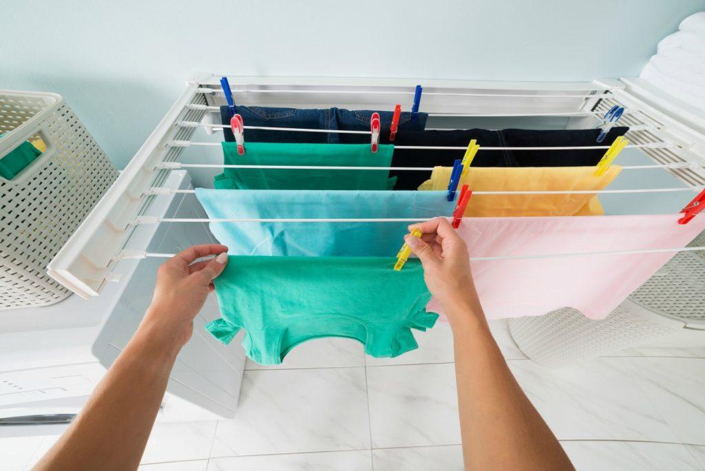 vasketøj tøj vask miljø bæredygtighed bæredygtig, bæredygtigt