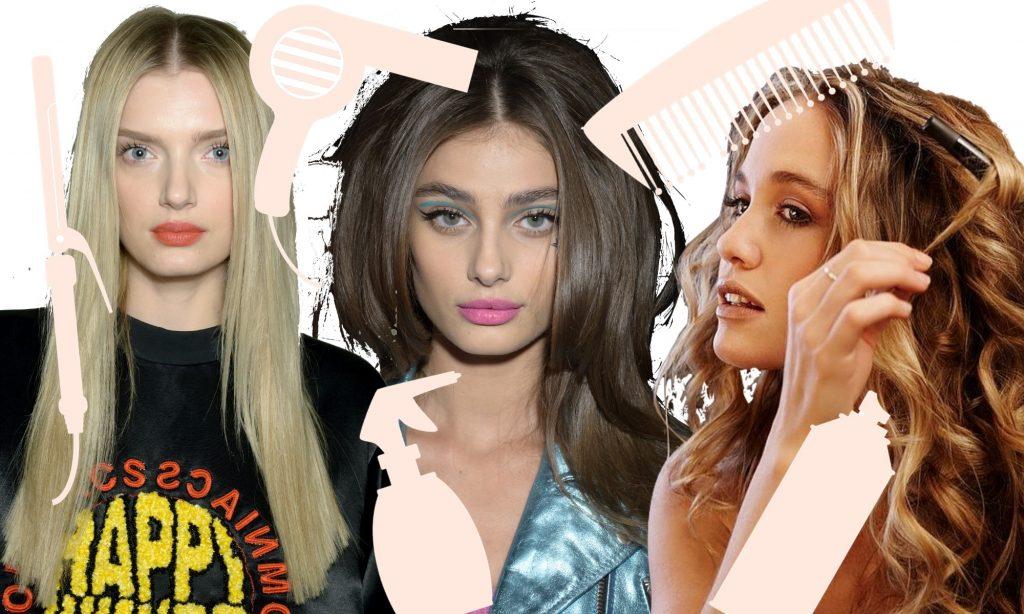 hårprodukter, hår, frisurer, hårstyling
